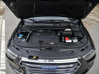 哈弗h6运动版多少吨 2018款哈弗H6运动版用车及首保感受?